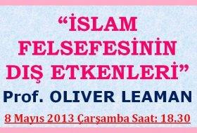 İSLAM FELSEFESİ'NİN DIŞ ETKENLERİ