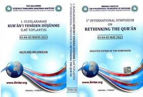 1. Uluslararası Kur'ān'ı Yeniden Düşünme İlmī Toplantısı
